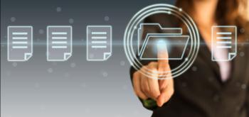 Weg von analogem Papier – hin zu aktiv gemanagten, digitalen Personalakten. Ein Full-Service-Angebot für Unternehmen.